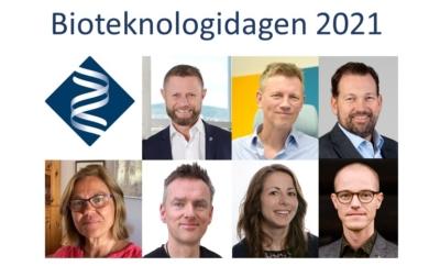 Bioteknologidagen 2021