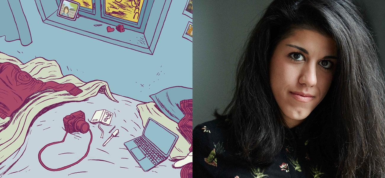 Forfattermøte med Neda Alaei