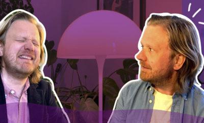Sykt fint intervju med Morten Solheim