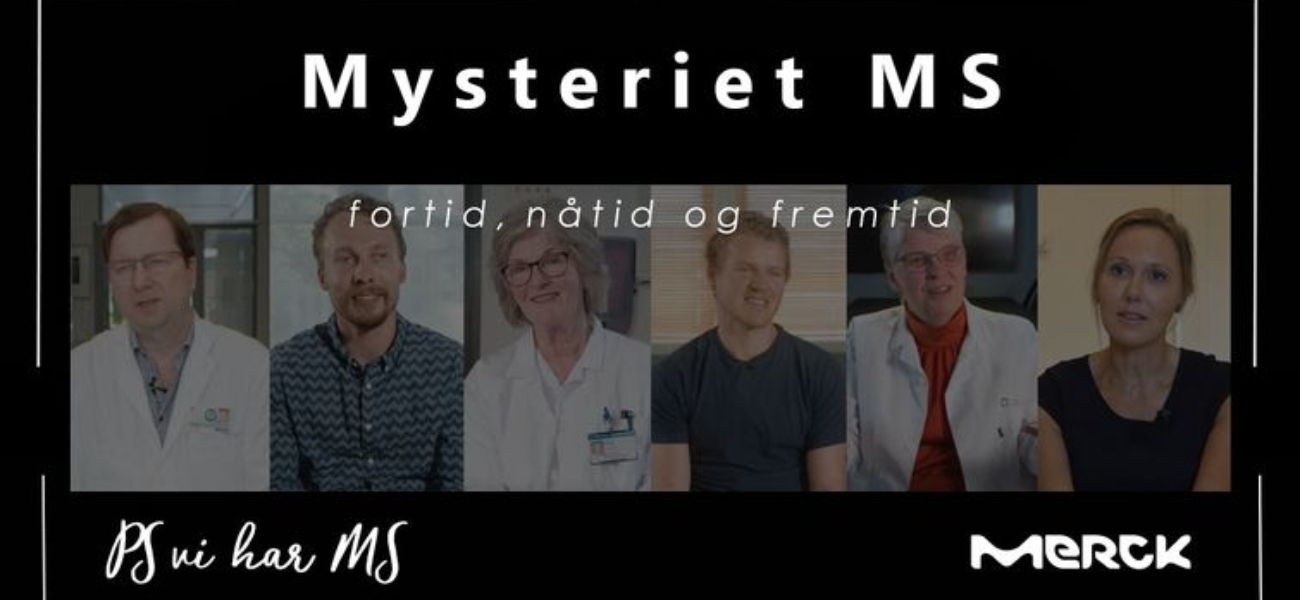 Mysteriet MS - fortid, nåtid og fremtid
