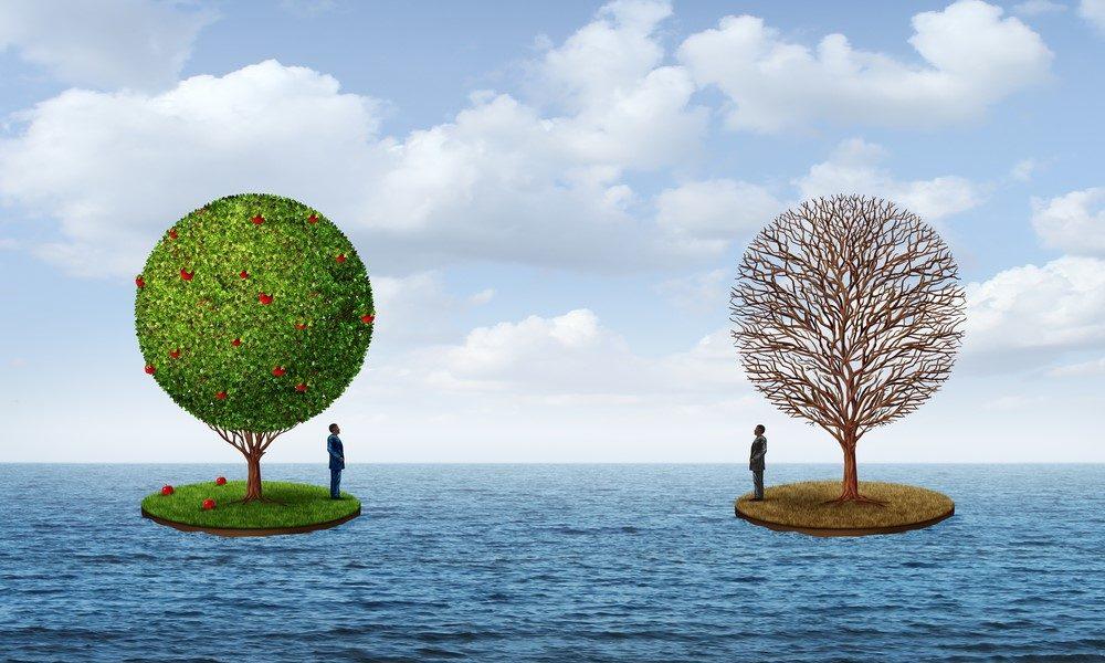 En samtale om knapphet