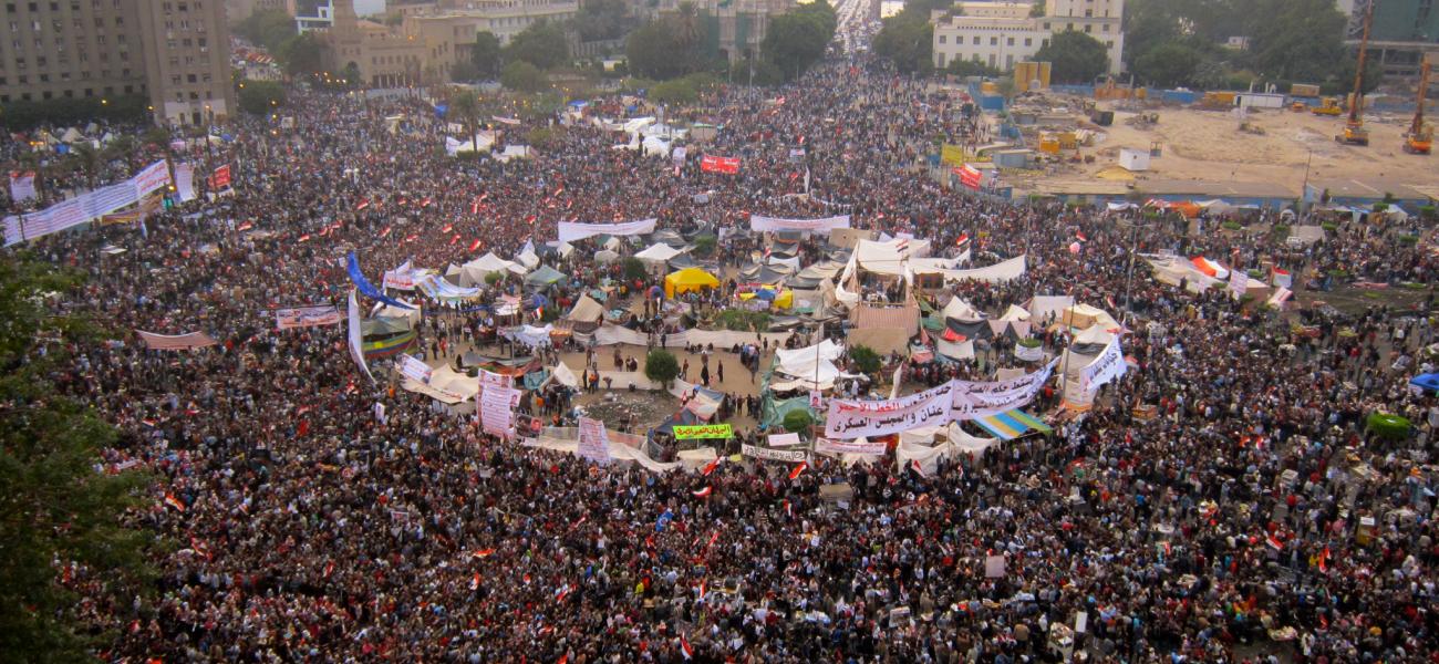 Et blaff av demokrati? Ti år etter den arabiske våren 2