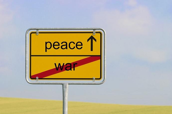 Fra krig til fred