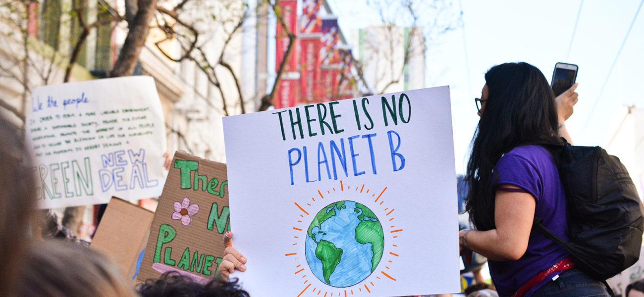 Kan vi møte klimakrisen uten krig og konflikt?