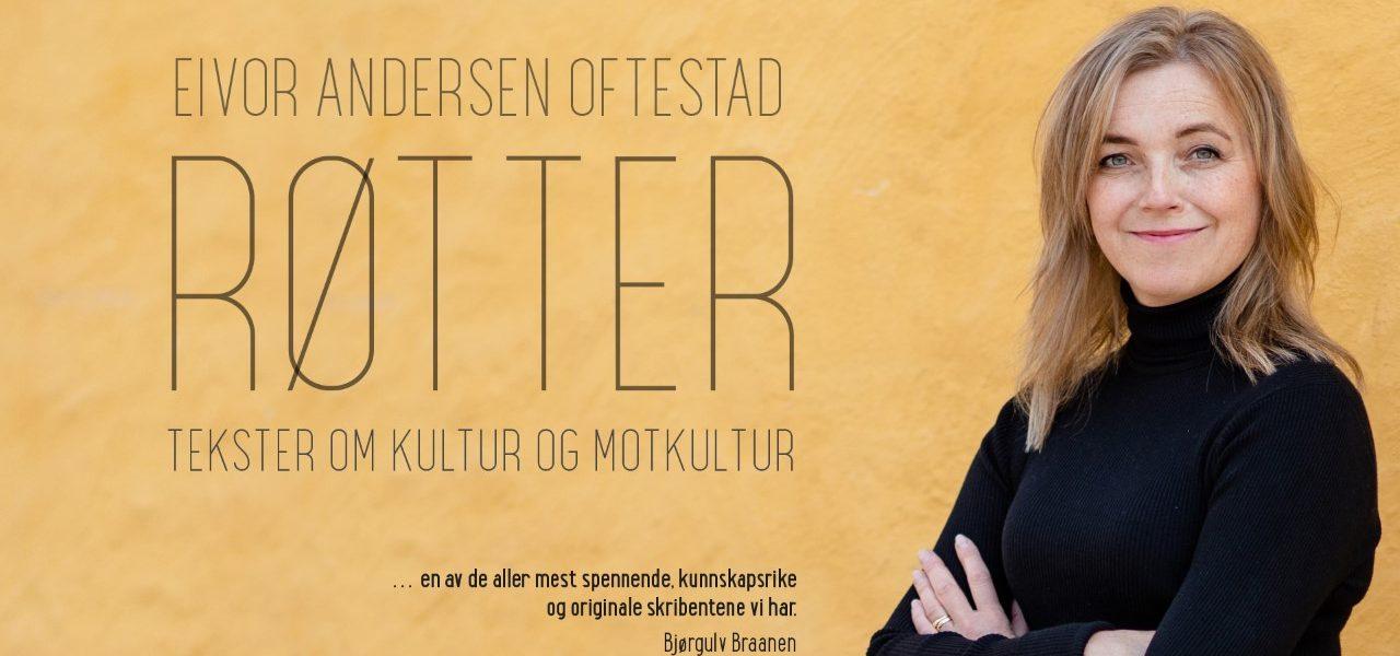Boklansering: RØTTER - tekster om kultur og motkultur