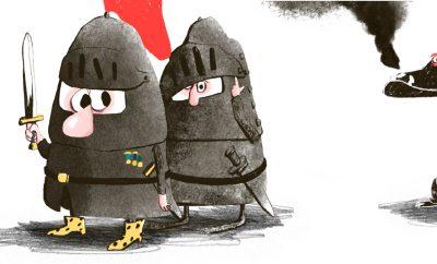 To små riddere 1